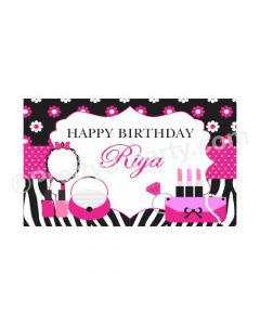 Glam Diva Theme Backdrop