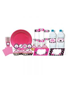 Glam Diva Tableware Package