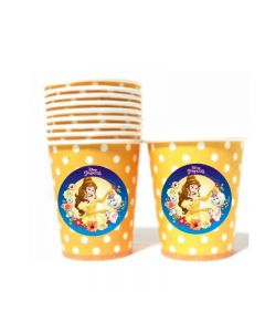 Belle theme Paper Cups