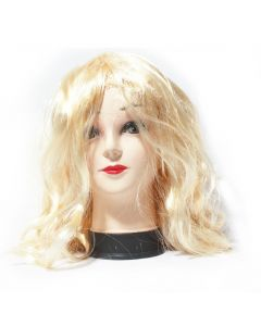 Golden Long Hair Wig