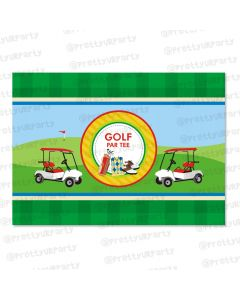 golf partee table mats