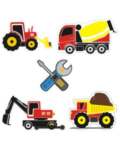Construction Theme Cutouts