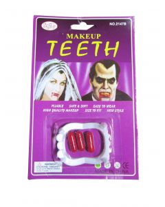 Halloween Capsule Teeth