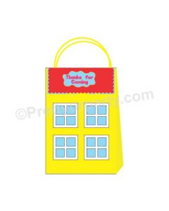 Peppa Pig Gift Bags - Pack of 10