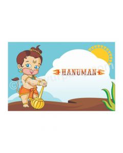 Hanuman Theme Table Mats