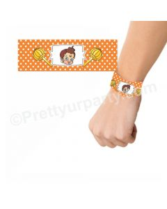 Hanuman Theme Wrist Bands