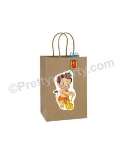 Hanuman Theme Gift Bags - Pack of 10