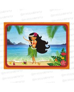 Hawaiin Table Mats