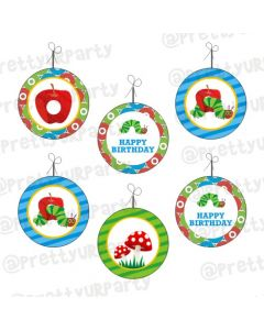 The Hungry Caterpillar Danglers
