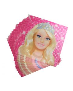 Barbie Paper Napkins
