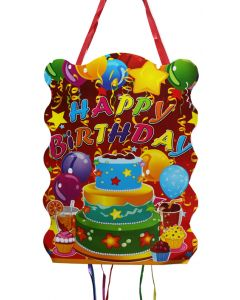 happy birthday khoi bag / pinata