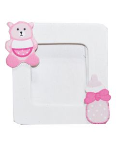 Pink Baby Frames