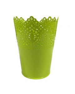 green large bucket
