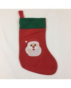 SantaClaus Printed Santa Claus Stocking