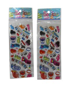 musical instruments normal sticker