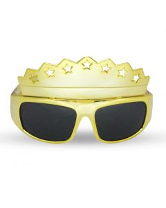 Crown Goggle - Golden