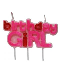 Birthday Girl Candle