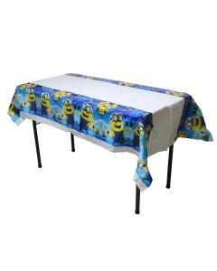 Minions table cover