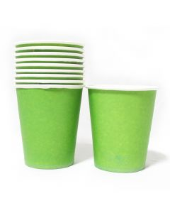 Green Paper Cups