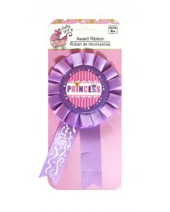 Princess Rosette Badge