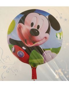 "Disney Mickey Mouse 18"" Foil Balloon"