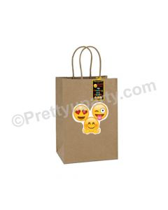 Emoji Gift Bags- Pack of 10