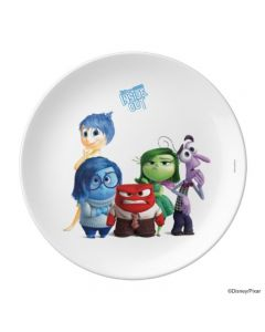 Disney Inside Out Personalised Plate