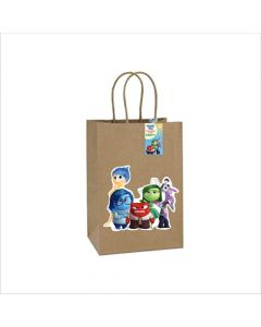 Inside Out Gift Bags - Pack of 10