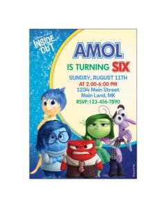 Inside Out Invitations