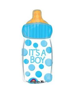 "anagram 18"" Its a boy bottle balloon"