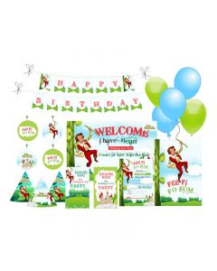 Jack and The Beanstalk Party Decorations