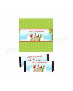 Jack & The Beanstalk Theme Chocolate Wrappers