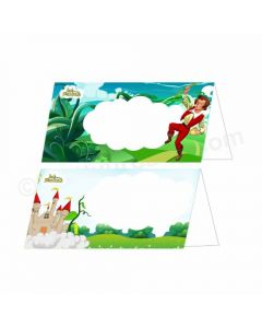Jack & The Beanstalk Theme Food Labels / Buffet Table Cards