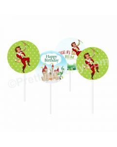 Jack & The Beanstalk Theme Cupcake / Food Toppers