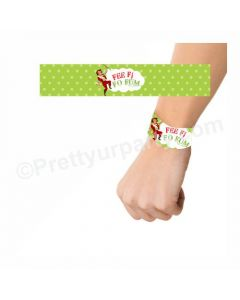 Jack & The Beanstalk Theme Wrist Bands
