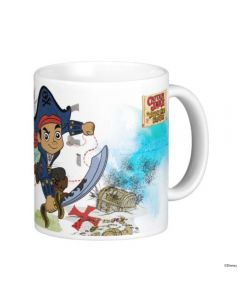 Disney Captain Jake and the Neverland Mug