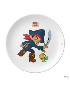 Disney Captain Jake and the Neverland Personalised Plate
