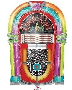 anagram superfoil rock n roll jukebox balloon