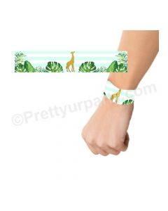 Some Bunny is One Theme Wrist Bands