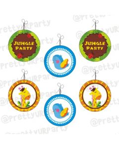 Jungle Danglers