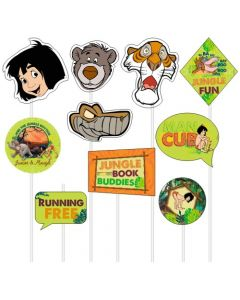 Jungle Book Photo Booth Prop
