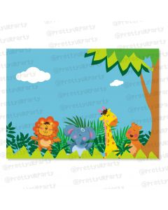 Jungle Table Mats