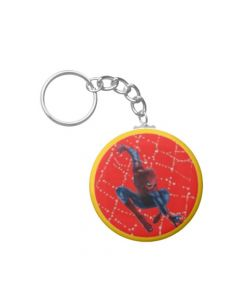 Spiderman Keychain