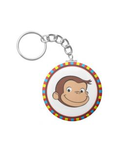 curious george keychains