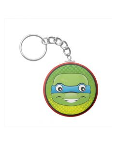 Ninja Turtles Keychain