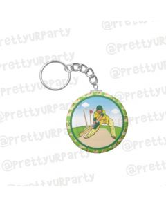 Personalised Under the sea Keychain