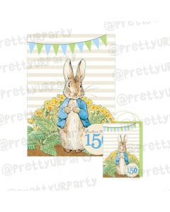 Peter Rabbit Theme Khoi Bag / Pinata
