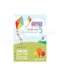Kites E-Invitations