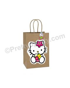 Hello Kitty Gift Bags - Pack of 10