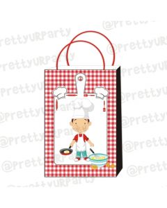 Little Chef themed Khoi Bag / Pinata